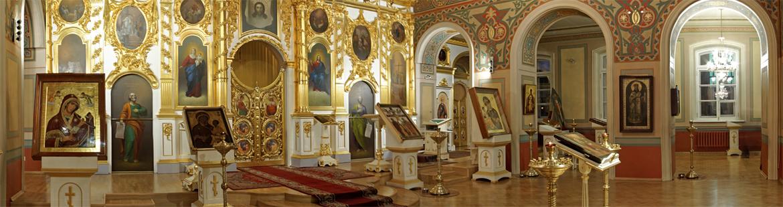 Церковь Благовещения Пресвятой Богородицы на Васильевском острове